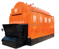 DZ (H) L Horizontal Coal Fired Steam Boiler