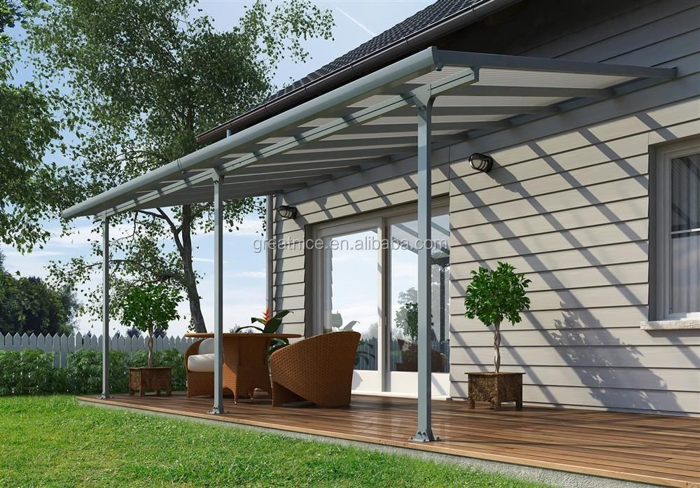 2015 Greatnice Patio Cover Canopy Outdoor Gazebo Shelter