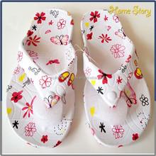 Eco-friendly eva sole women cute flip flop