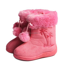 2015 cheap snow boots for girls kids warm snow boots