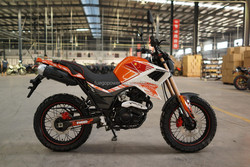 New popular 250cc dirt bike, high performance LED lights motorcycle, hot sell south america motorcycle