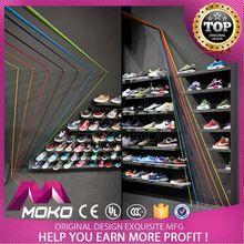 Custom Color Professional Design Basketball Shoes Display Rack