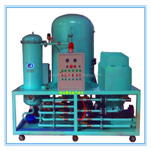 ISO certificated big output oil capacity waste engine oil recycling machinery