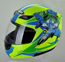 dot shell helmet flip-up helmet manufacturer china YM-920