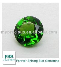 Loose Round Chrome Diopside