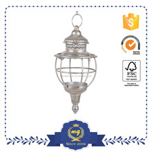 Modern Decoration Pendant Hanging Light Iron Cage Hanging Lamp