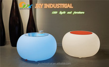 Wholesale Led Light Coffee Table / Led Round Table Sale /Poker Table Led Light