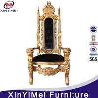 Durable antique king chair, king chair, king throne chair XYM-H95