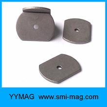 FeCrCo magnet motor component