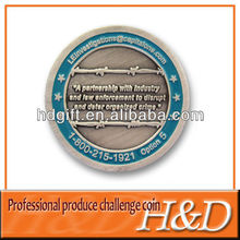 promotion trend christmas gift 2013 souvenir coin