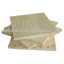 Pine plywood with poplar core for making teenage home furniture