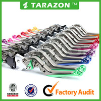 Factory price custom aluminum alloy levers motorcycle hot sell