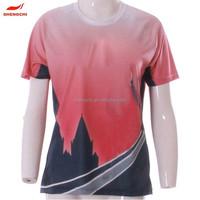 2015 New products China wholesale Woman clothing Fashion modeling t shirt printing