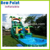 China supplier good price cheap inflatable water slides for sale
