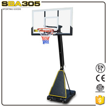 professional adult removable competitive price basketball stand