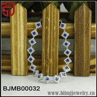 Wholesale 925 Sterling Silver Tennis Bracelet for Woman