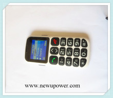 big boutton easy to use best china dual sim mobile phone senior citizen cell phone