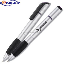 Promotional Plastic Multi-function Highlighter Pen