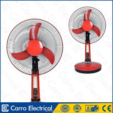 Hot sell 16inch rechargeable fan table rechargeable fan camping battery rechargeable