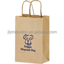wholesale high quality Customized paper shopping Bag packaging for gift with string made in chia