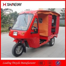 Shineray 3 Wheel Motorcycle Passenger Rickshaw