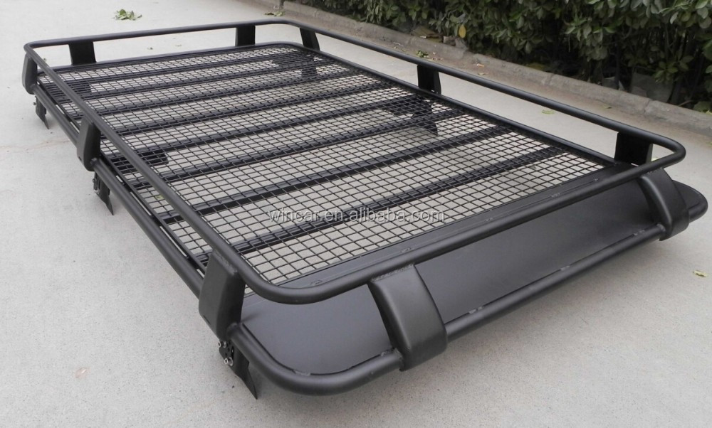 4x4 porte bagages de voiture toit porte bagages barres de. Black Bedroom Furniture Sets. Home Design Ideas