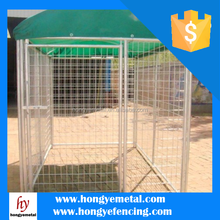 Anping Lowest Price Dog Run Fence Panels/Chain Link Dog Kennel Panels(OEM&ODM,Factory)