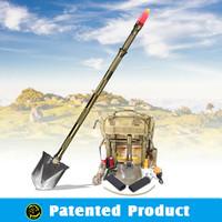 Auto Compact Tool Sets Multifunction Foldable Emergency Kits Camping Shovel movel#DJSV-V II Magical Mastiff Shovel