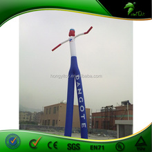 10m Hihg On Sale Inflatable Air Dancer, Inflatable Sky Guys, Inflatable Flying Man