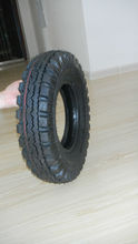 Natural rubber motorcycle tires 4.00-8 for sale