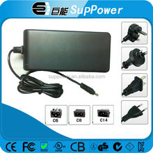 ac input 100-240v universal switching power adapter desktop to 24v 6.25a power supply