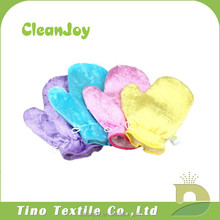 Colorful Microfiber Gloves Kitchen For Household Cleaning microfiber Kitchen Gloves