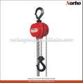 De alta calidad de maquinaria de construcción alzamiento 0.25 t-10 t