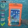 mix color mobile phone waterproof swimming bag