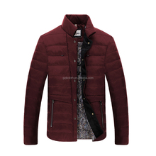 duck down jacket handsome fashion clothes for men 2014-15138