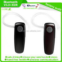 OEM mobile phone bluetooth headset with music play for apple mobile