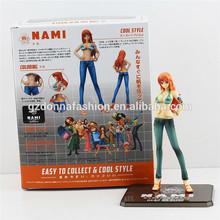 Dos años más tarde dnaf3op017 dibujos animados anime One piece Nami figura de acción