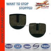 YL-1006 ATV mountain bike brake pads for SHIMANO Deore BR-M525