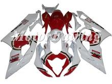 ABS Plastic Fairings For Suzuki GSX R1000 Fairings Kit 2005-2006 K5 Bodywork Injection Moulding