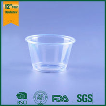 14oz plastic cups with dome lids