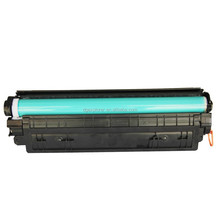 Compatible CE285A toner cartridge for HP P1102/1102W/M1132/1212/1214/1217/P1106/canon LBP6000/6018