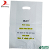 Philippines mall plastic die cut shopping bag made in China