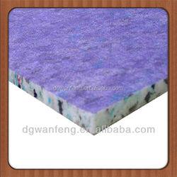 environmental protection home decoration foam Carpet underlay