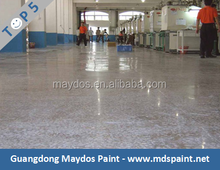 High Performance Paint! Maydos Lithium Base Concrete Floor Hardener for Food Industry(China Top 5 Paint Factory)