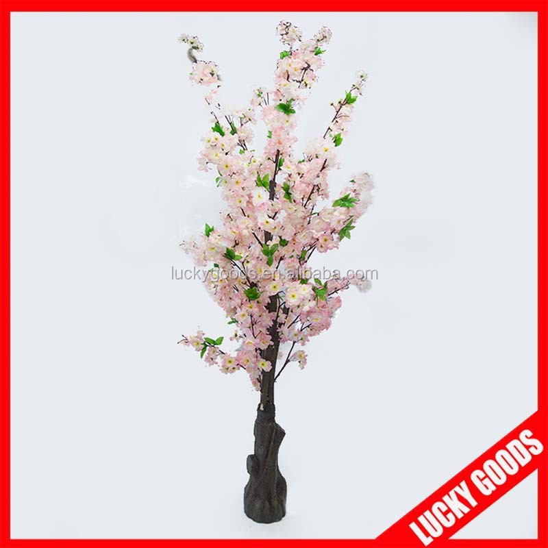 Silk cherry blossom artificial wedding tree for sale buy for Cherry trees for sale