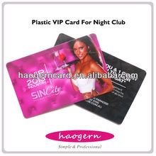 Guaranteed Quality And Production ! 2015 High Quality Full Color Printed PVC Card / PVC Membership Card