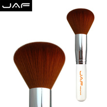 JAF Synthetic Powder Kabuki Beauty Make-Up Artist Brush (18SBY-W) - Private Logo