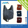 colorful foldable bag with pocket /colorful Foldable bag with pocket for promotion