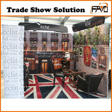 Display Booth For A Trade Show