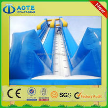 Super quality best sell stylish inflatable water slide castle